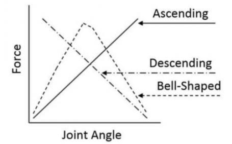 Ascending Descending Parabolic Strength Curves