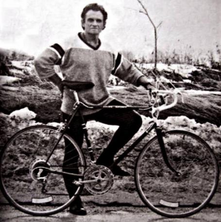 Biking Cycling Vince Gironda