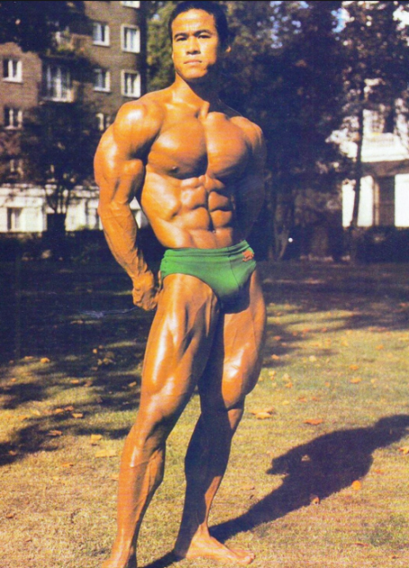 Kozo Sudo Proportional Bodybuilder