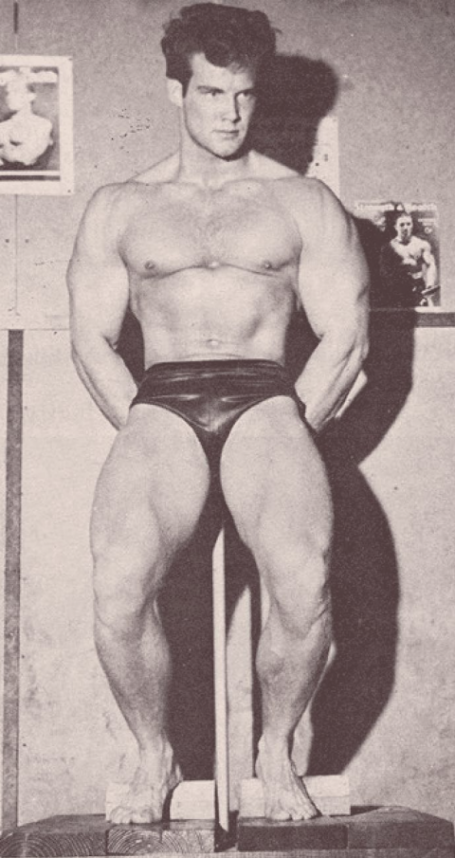 Machine Hack Squat Steve Reeves