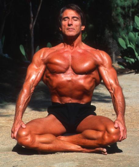 Meditation Yoga Frank Zane