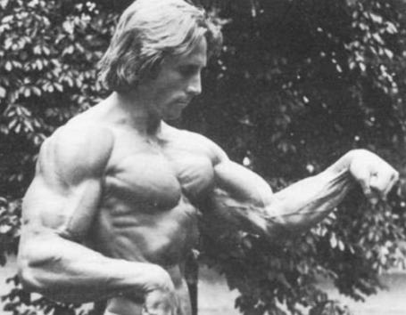forearm bodybuilding pose steve davis